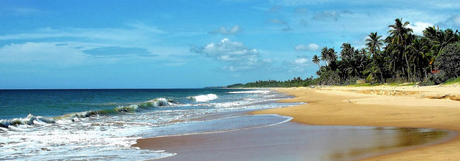 Beach image slide